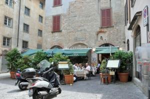 2010 Bergamo - caffè da Franco