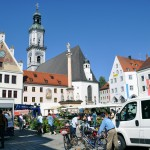 2011_Piata centrala - Freising