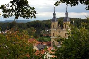 Gößweinstein's Pilgrimage cathedral