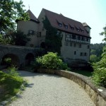 Rabenstein castle and falconerie