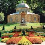 Sanspareil gardens near Bayreuth